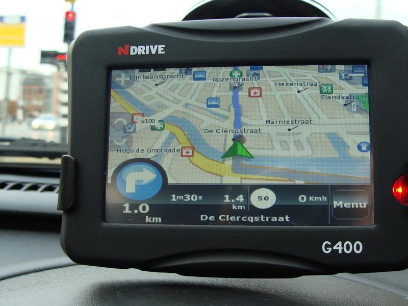 Problème GPS ne Fonctionne Plus